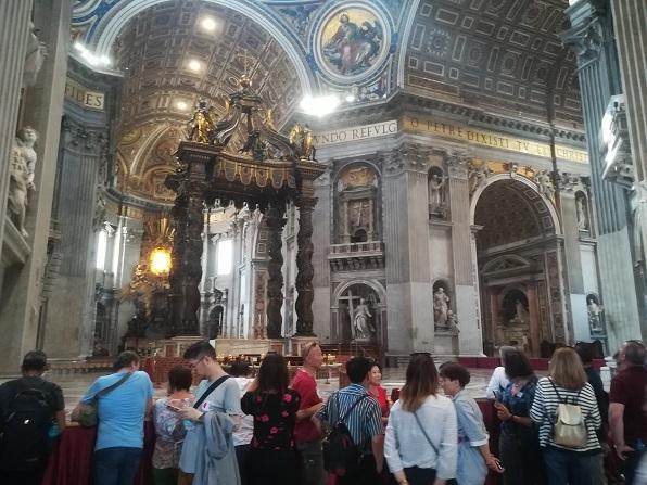 29 サンピエトロ大聖堂