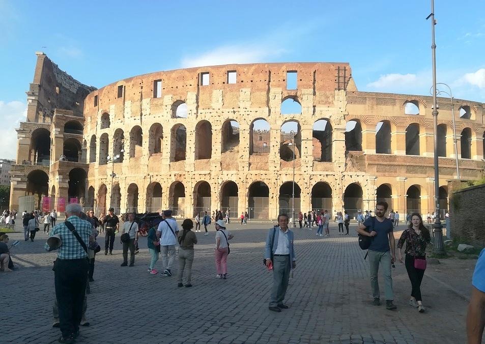 19 コロッセオ