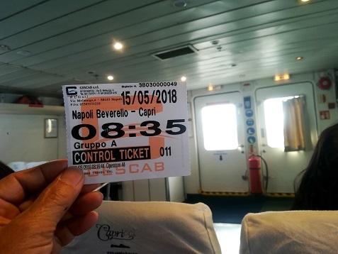 11 乗船券