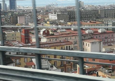 5 ナポりの街 遠望