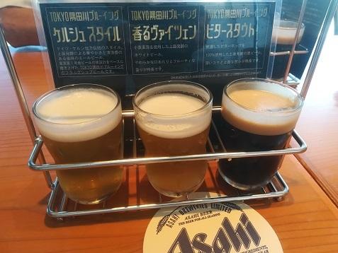 4 飲み比べビール