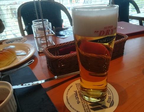 6 氷点下のビール