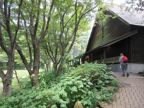 21 高山植物園