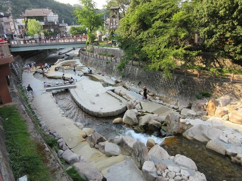 31 有馬温泉 親水公園