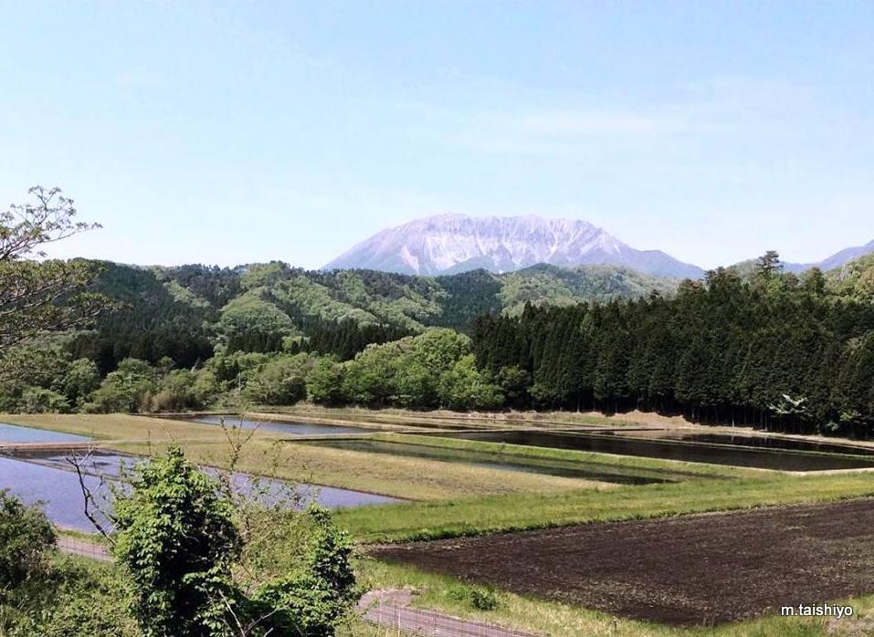 GW 5月5日の大山