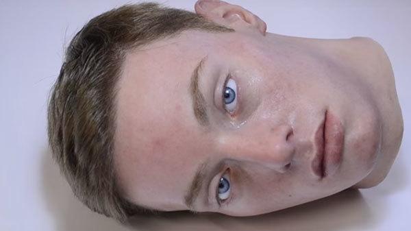 human-head-アニマトロニクス