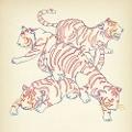 パスピエ_ネオンと虎