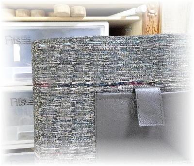 裂き織りトート28-1