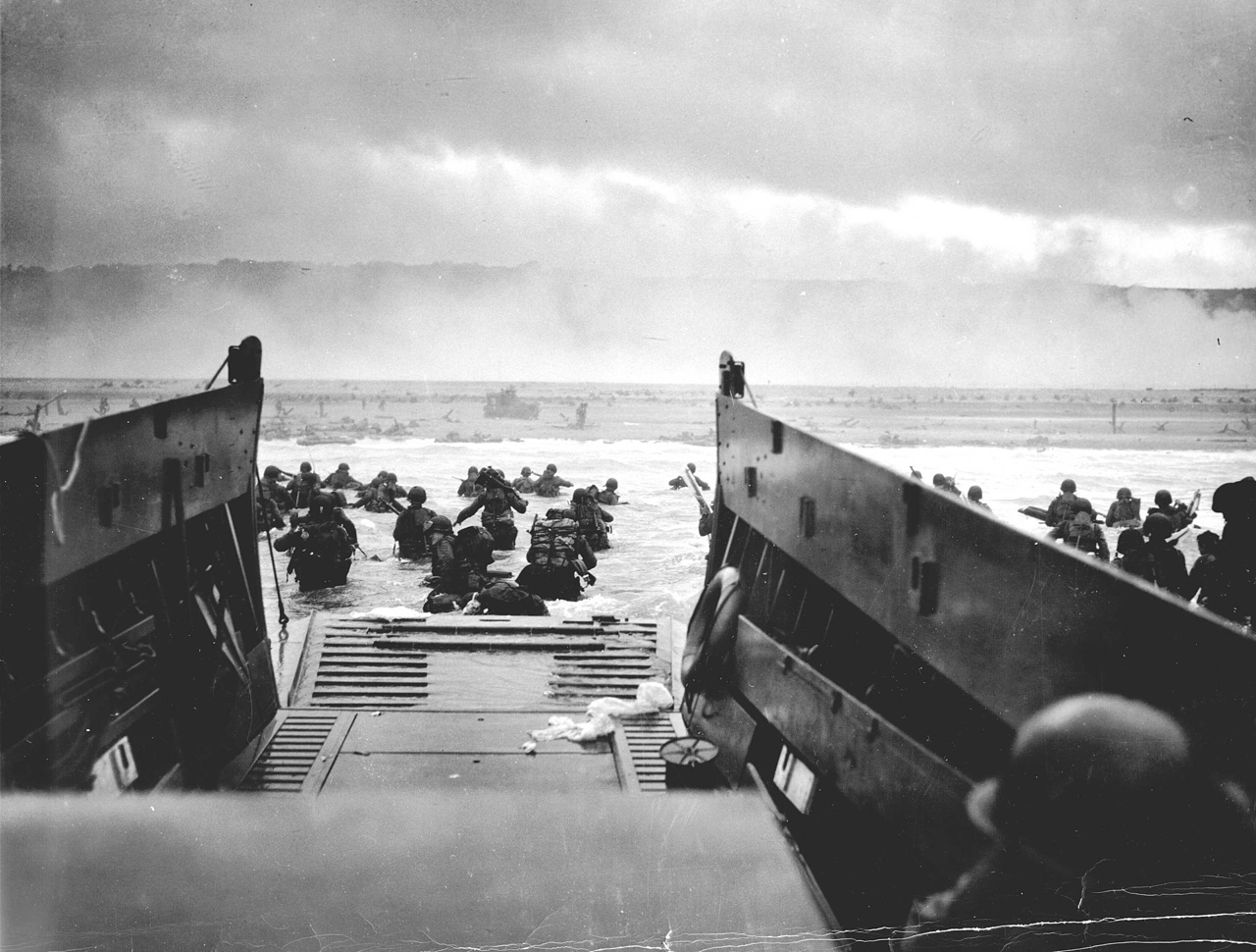 Normandy 6th June 1944