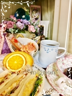 mignonおうちカフェ