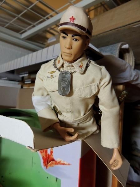 日本人将校の行方