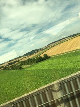 2018年 夏休み 南ドイツ旅行記