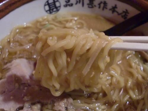 品川甚作@水道橋・20180402・麺