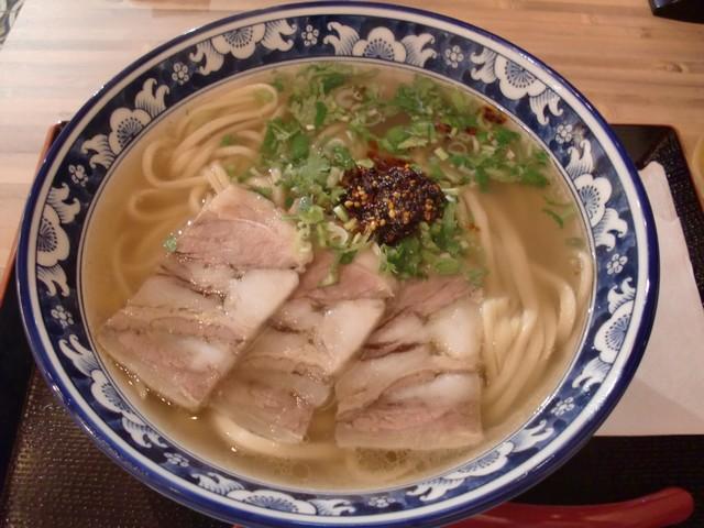 金味徳拉麺@六本木・20180413・蘭州麺