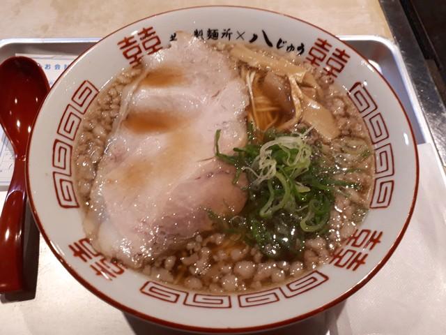 八じゅう@渋谷・20180418・尾道ラーメン
