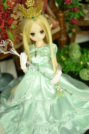 ハイエルフのお姫様っぽいー1
