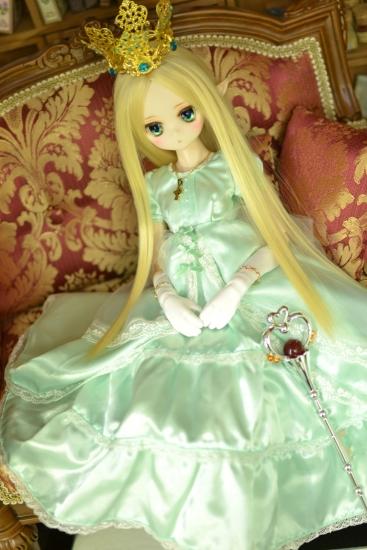 ハイエルフのお姫様っぽいー5
