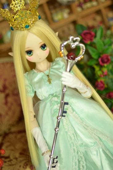 ハイエルフのお姫様っぽいー3