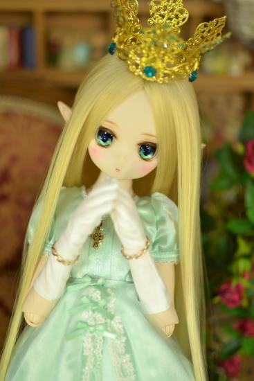 ハイエルフのお姫様っぽいー4