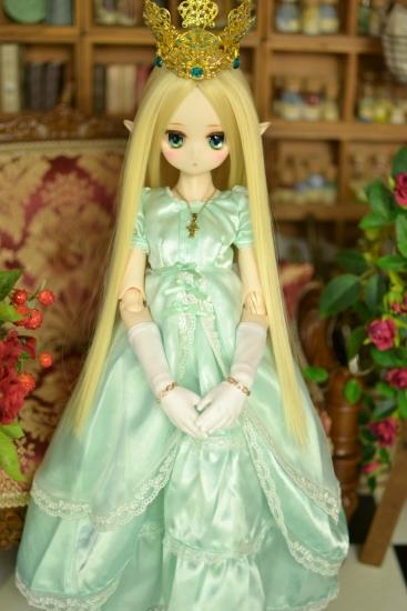 ハイエルフのお姫様っぽいー2