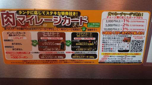 いきなりステーキ8