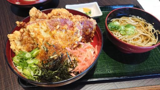 そば吉勝山店2018-9