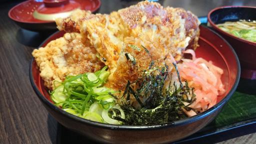 そば吉勝山店2018-10