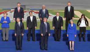 NATO首脳会議で世界秩序大混乱