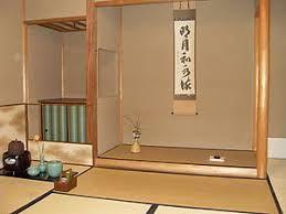 床の間 茶道具 花