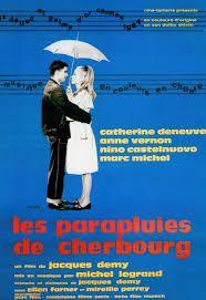 「シュルプールの雨傘」
