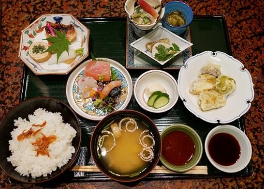 石亭料理5