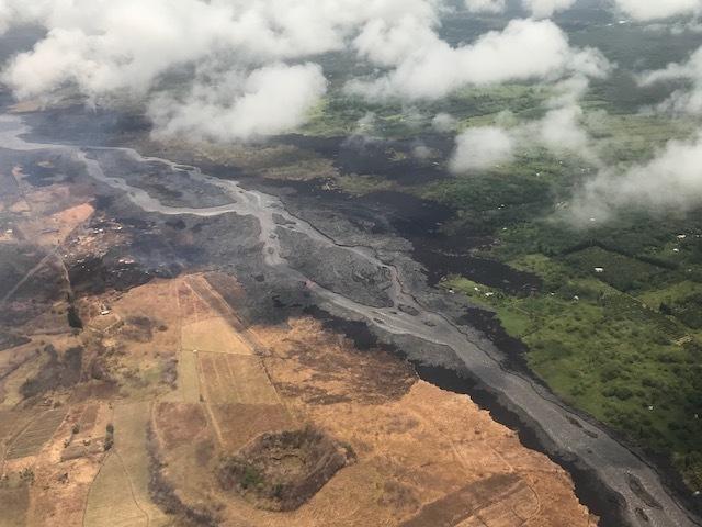 20180711 ハワイ 噴火状況1