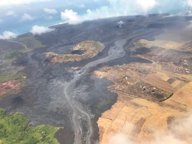 20180711 ハワイ 噴火状況2