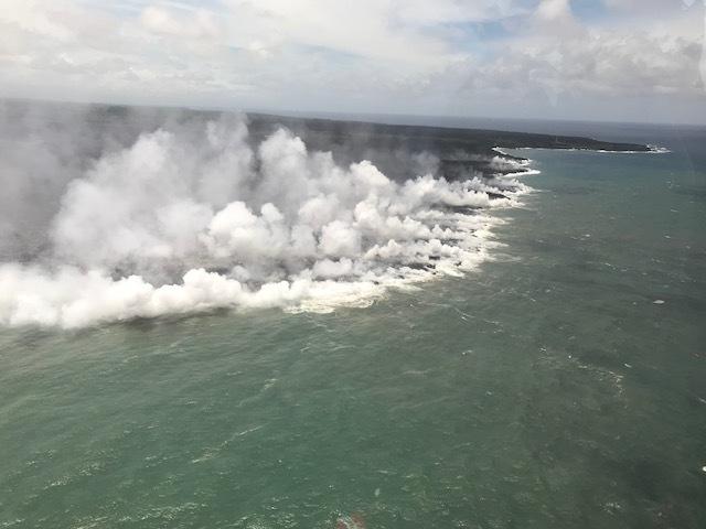 20180711 ハワイ 噴火状況4