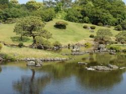 20180430水前寺公園9