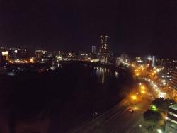 2080430熊本ホテルからの夜景1