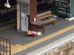 20180501人吉駅_くま川鉄道3