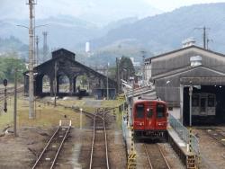 20180501人吉駅_くま川鉄道6