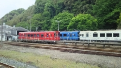20180501人吉駅_くま川鉄道2