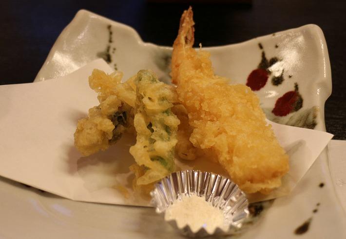 天ぷらも美味しい 30 6 14