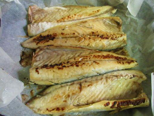 211 塩鯖焼(1)
