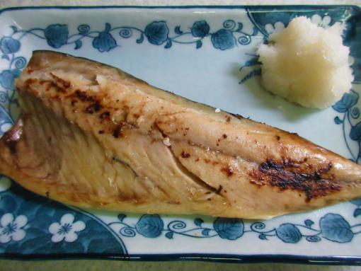 212 塩鯖盛り(1)