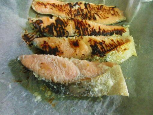 211 鮭焼(1)
