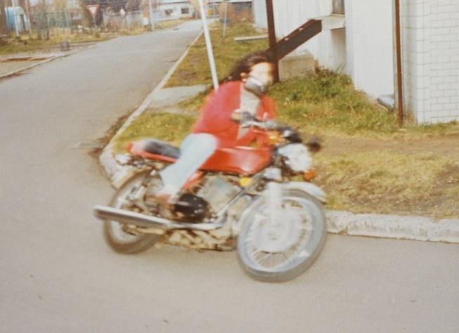 構内バイク