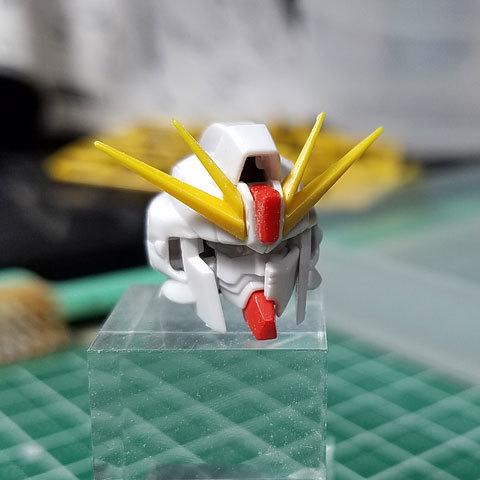 MG ガンダムF91Ver.2.0製作