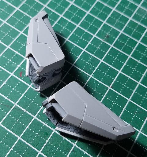 MG F91 2.0 スジ彫り