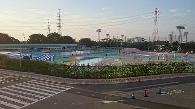 H30夏見台プール