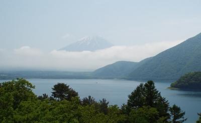 本栖湖千円富士