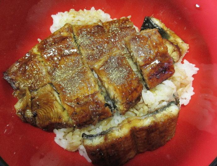 180616鰻丼 (2)