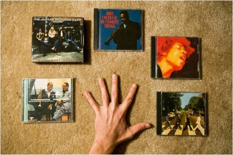 CD 音楽